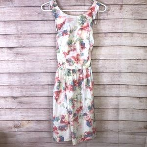 Piperlime Collection Beautiful Floral Sundress SzS